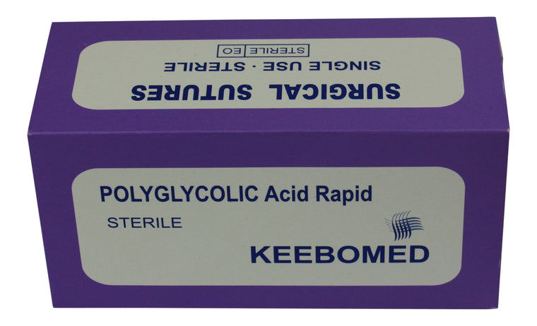 Absorbable Sutures PGAR Polyglycolic Acid Rapid