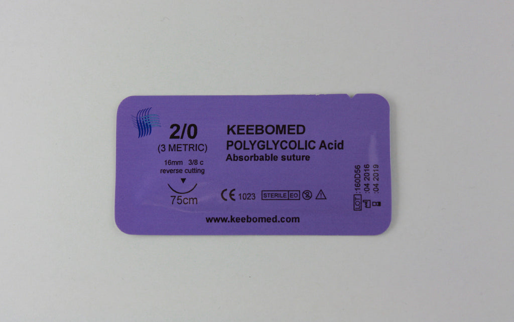 Absorbable Suture PGA Polyglycolic Acid