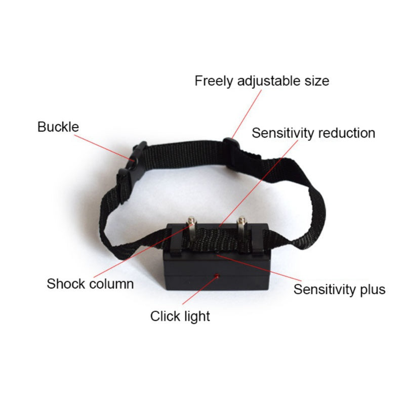 Pet Dogs Automatic Control Collar Training Shock No