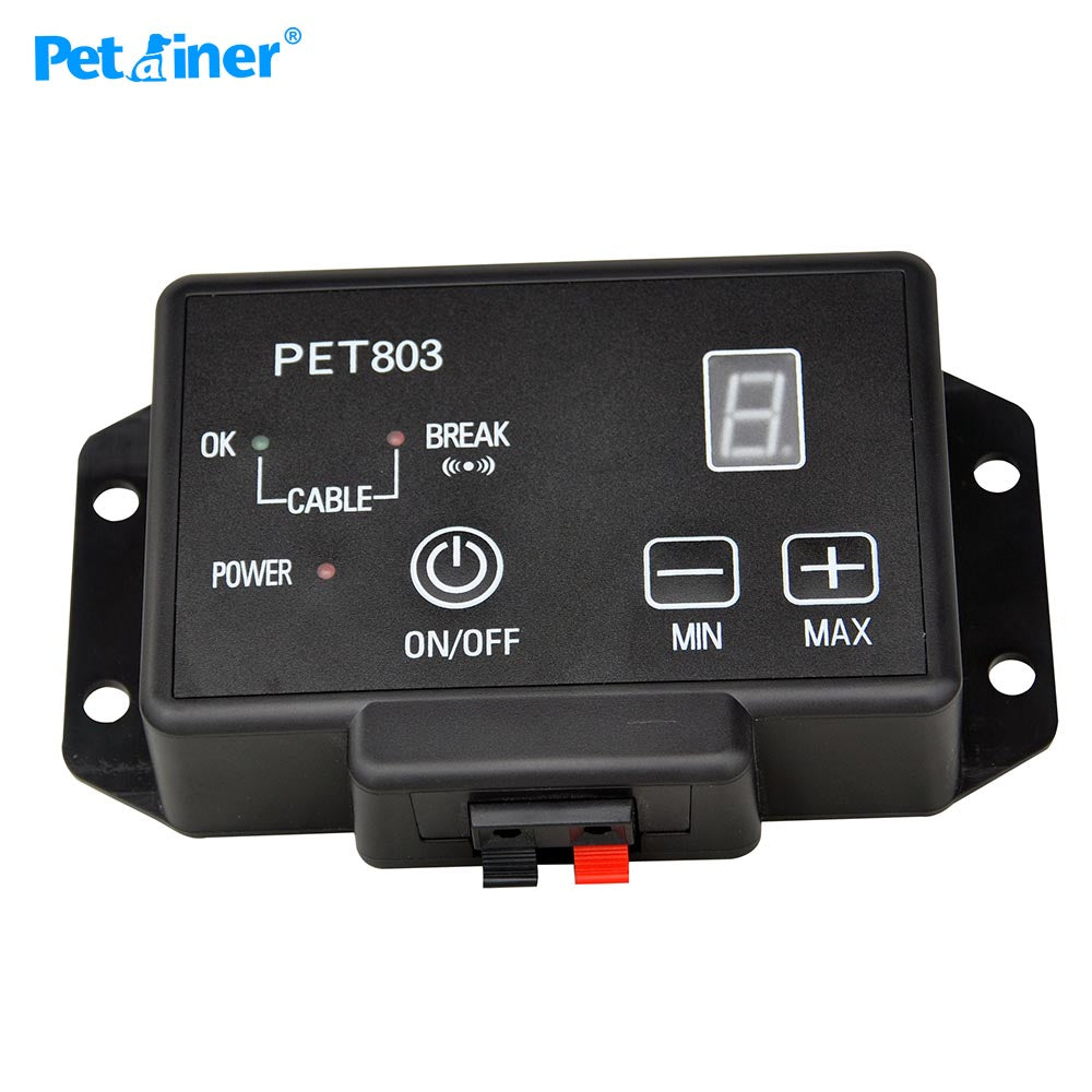 Petrainer 803-2  used dog training collar de perro electrico waterproof dog collar For 2 Dogs