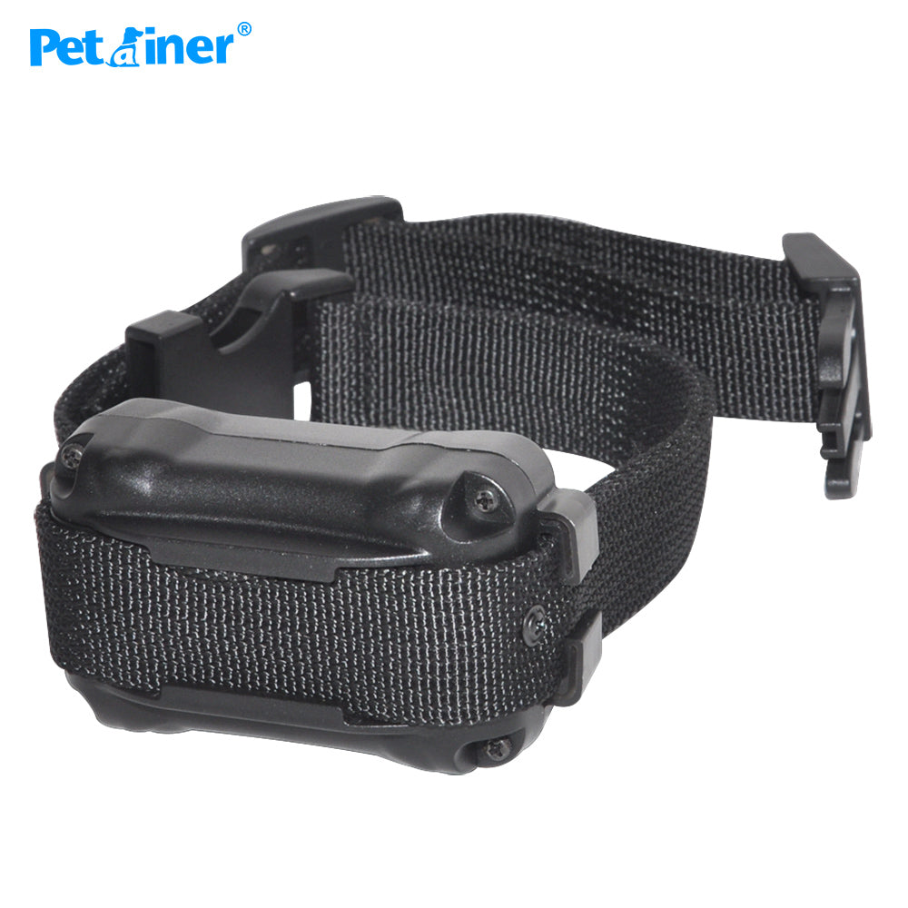 Petrainer 900-3 1000M Bark Control Remote Dog Trainer Electronic Collar with Static & Vibration For 3 dogs