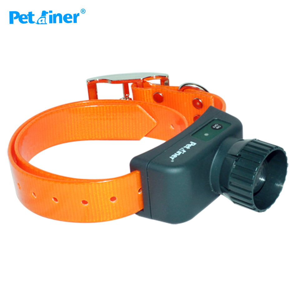 Petrainer 910B dog training collar rechargeable waterproof collar pet dog remote 500 for hunting PET910B