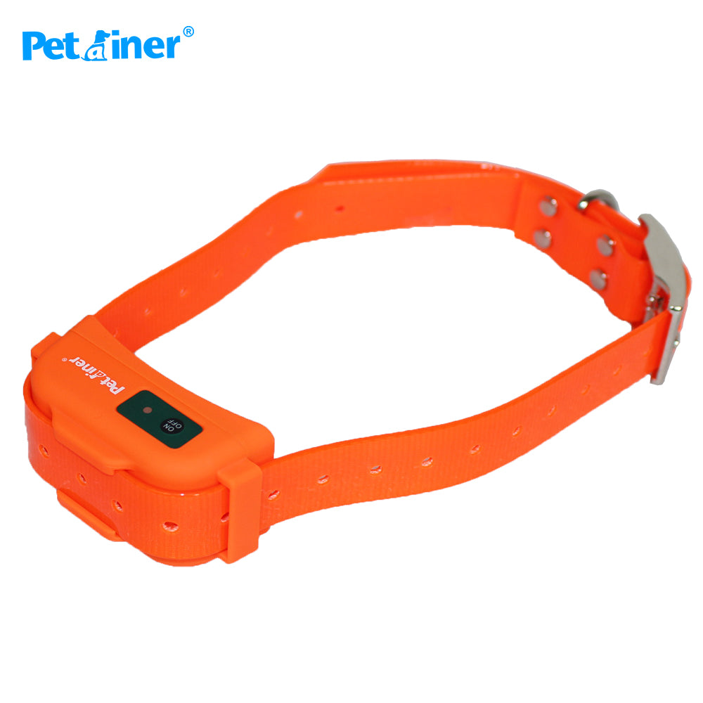 Petrainer 910T Dog training collar electric 500M Range  Waterproof  and Pet Dog product dog beeper for hunting
