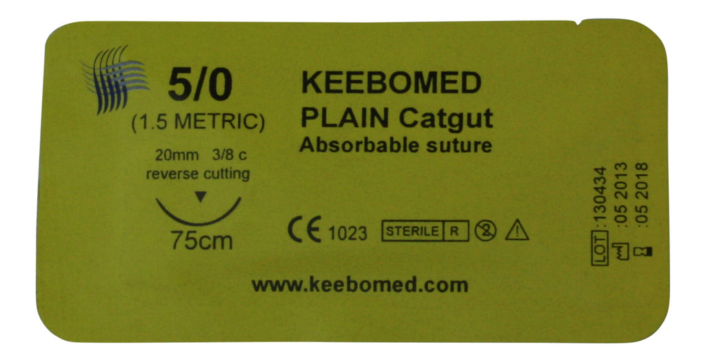Absorbable Sutures Plain Catgut--Keebomed