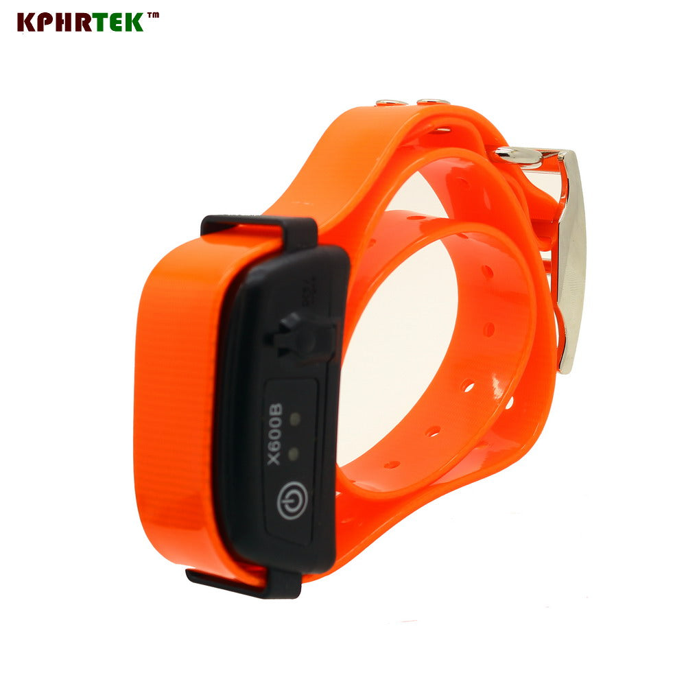 Rechargeable And Waterproof Anti Bark Training Collar With Static And Vibration + Retail Box For 1 Dog