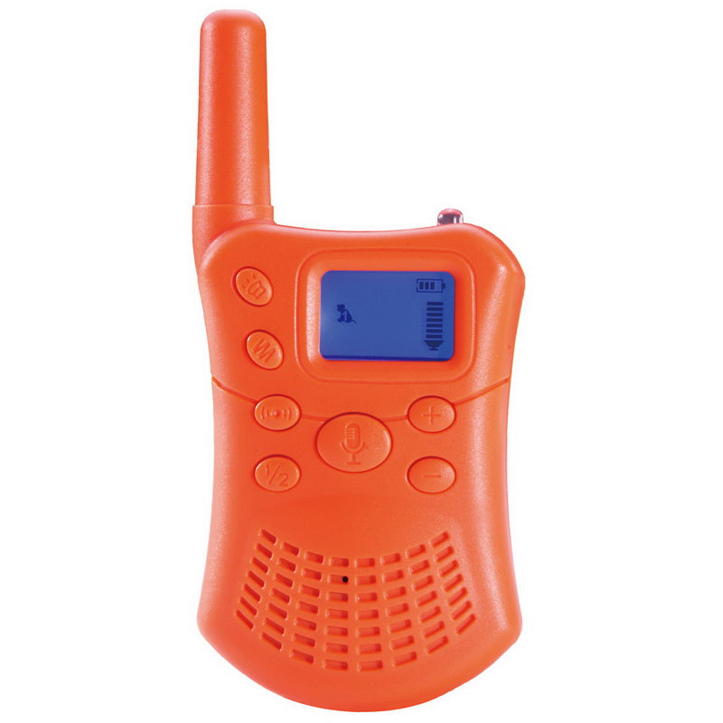 Recording collar Waterproof Rechargeable LCD Remote Pet Dog Training Collar Sound intercom For 1 Dog