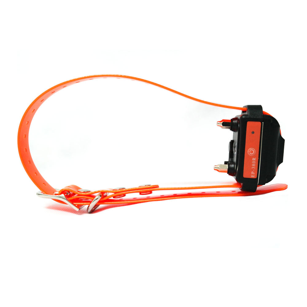 Replacement Dog Training Receiver Collars for EP380R Pet Dog Training System Waterproof and Rechargeable
