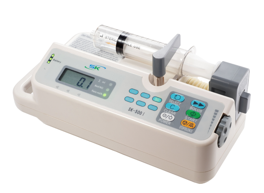 Mindray SK-500I Syringe Pump - VET EQUIPMENT  - 1