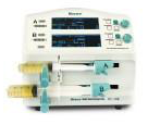 Veterinary Syringe Pump Three Channel