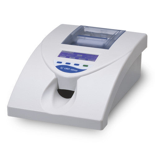50Vet Urine Analyzer - VET EQUIPMENT