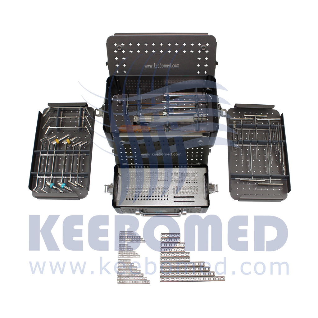 Complete Orthopedic Kit for Small Autoclaves,,KeeboVet Veterinary Ultrasound Equipment,KeeboVet Veterinary Ultrasound Equipment.