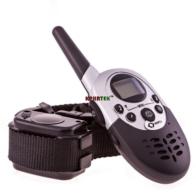 Waterproof Remote Electric Shock Vibrate LCD Pet Dog Training Collar Control M 613/623 For 1/2 Dog E613 10PCS/Lot