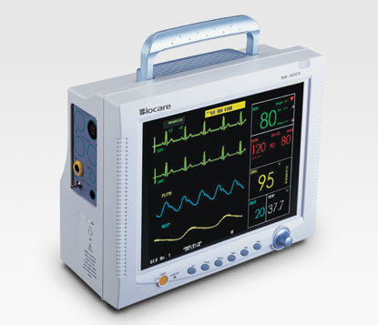 Capnograph Monitor BM9000 with EtCO2 - VET EQUIPMENT