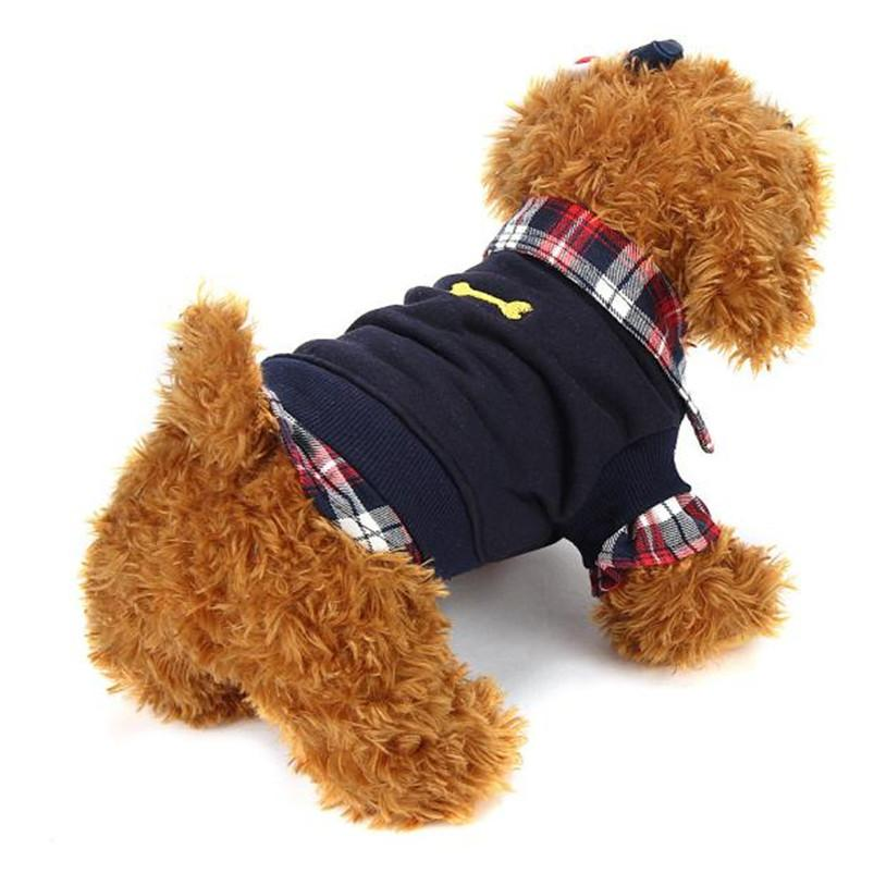 dog coat pet clothes winter roupa de cachorro winter warm clothing for dogs u70925