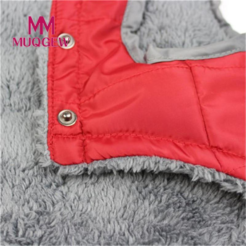 dog coats Vest jacket christmas winter warm waterproof costume Small large Pet Dog Cat Puppy hoodie Clothing Costume Jacket 2017