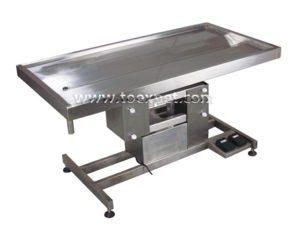 Electric Lift Vet Operating Table