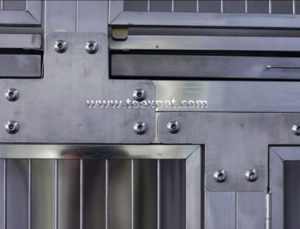 Stainless Steel Professional Modular Dog Kennels System