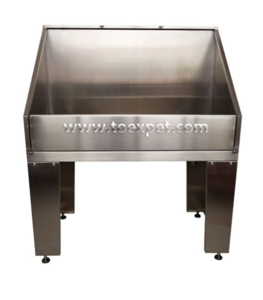 Stainless Steel Grooming Tub - VET EQUIPMENT  - 2