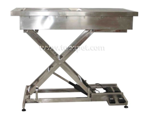 Electric Lift Preparation Table and Dental Table - VET EQUIPMENT  - 1