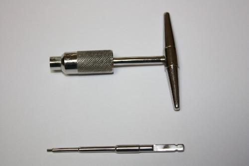Keebomed Instruments Orthopedic Quick Coupling Screwdriver