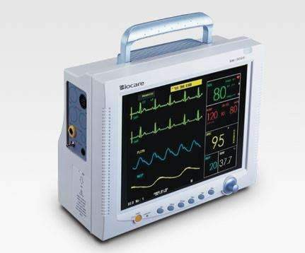 Capnograph Monitor BM9000 with EtCO2,Patient Monitors,Keebomed,KeeboVet Veterinary Ultrasound Equipment.
