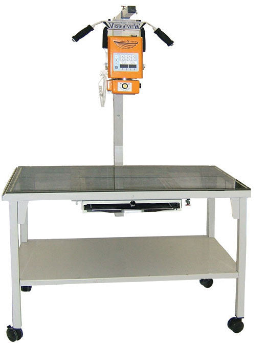 Versa View Mobile Veterinary Exam Table - VET EQUIPMENT