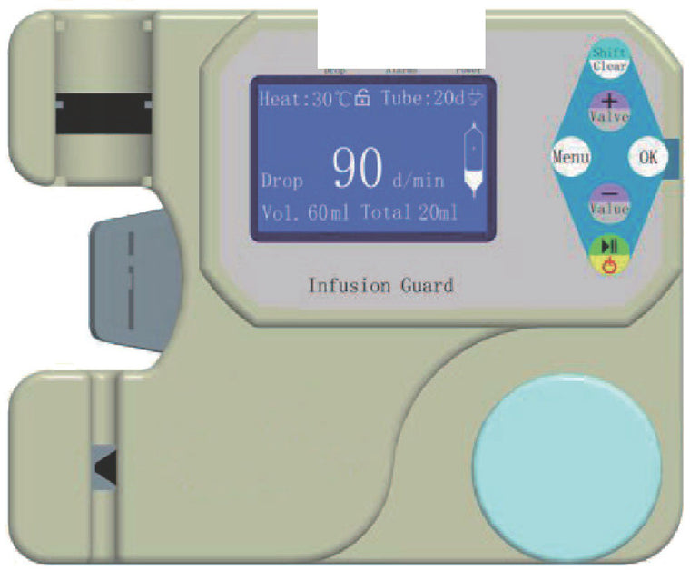 Multi-Purpose Infusion Controller lnfusion Guard-V