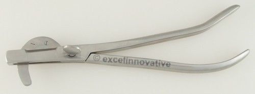 "White Emasculator 12"" Double Crush NEW Surgical Veterinary Instruments"