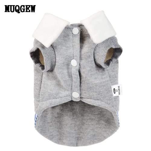 pet dog clothes winter chihuahua puppy dog coat for small dogs winter jacket warm dog coat roupas para cachorro