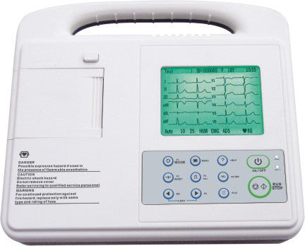 SE-1A Single Channel ECG Machine