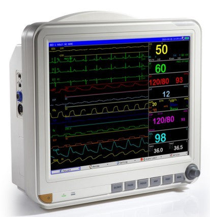 SM-500D Veterinary Portable Patient Monitor