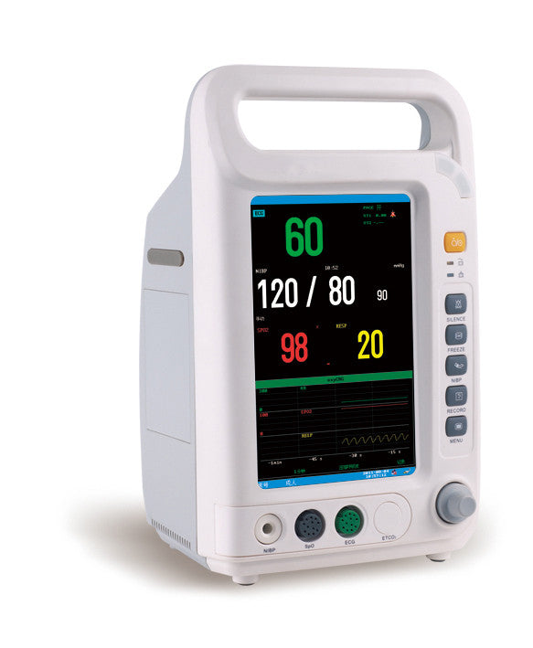 SM-500M Veterinary Portable Patient Monitor