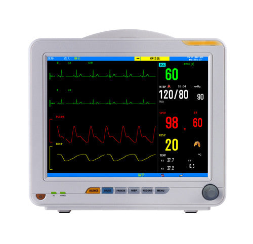 SM-500S Veterinary Portable Patient Monitor - VET EQUIPMENT