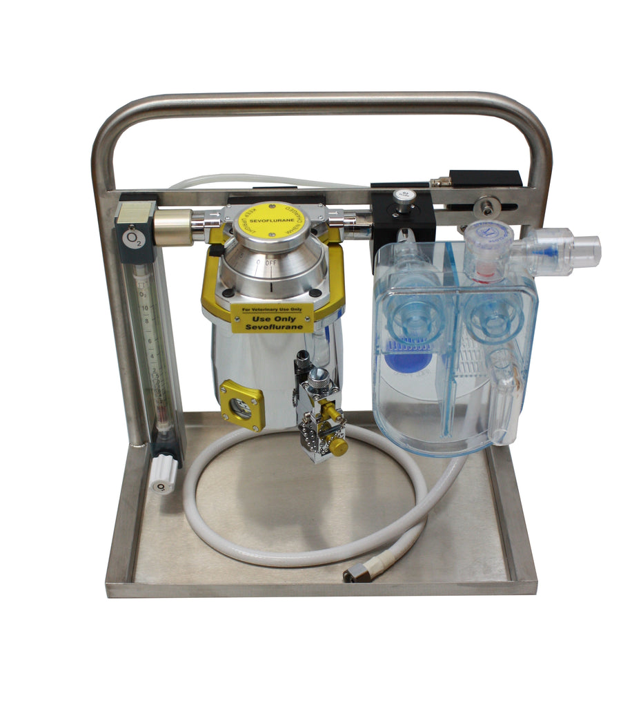 Table Top Anesthesia Machine KAN-7700 Veterinary