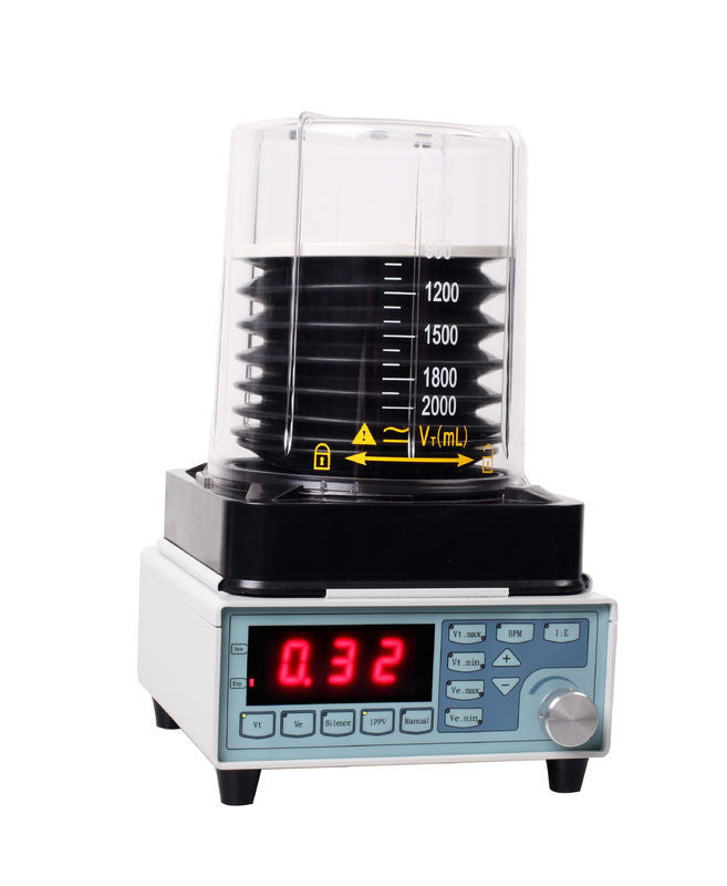 Anesthesia Ventilator TH-1 - VET EQUIPMENT