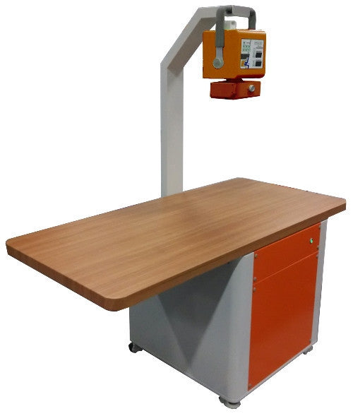 Versa View Mobile Two Way Float Top Exam Table - VET EQUIPMENT  - 2