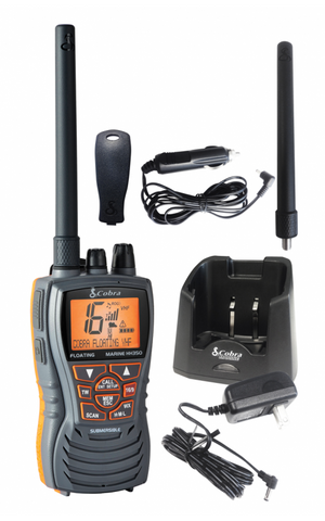 Cobra Handheld VHF 350 Float