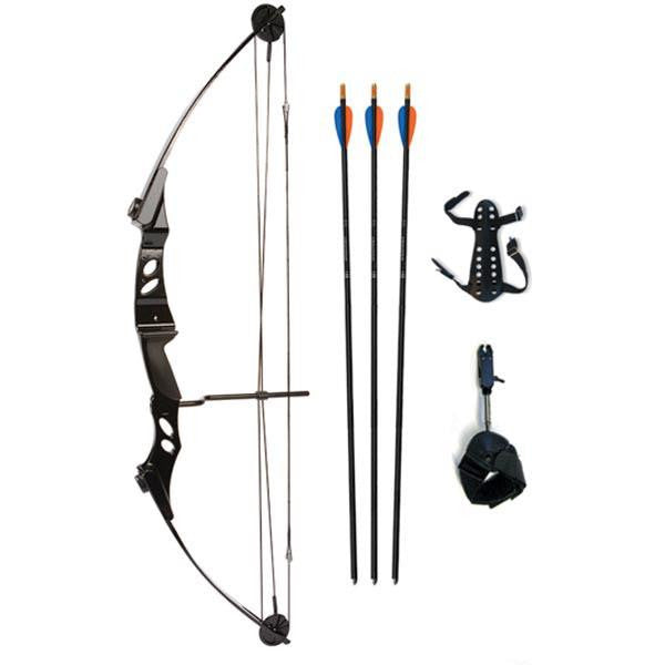 Petron 55lb Compound Bow Kit