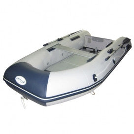 2.90m Waveline inflatable boat with a Solid Transom & Aluminium Floor Boards