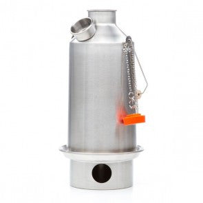 Kelly Kettle Stainless Steel Base Camp