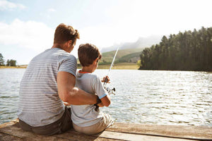 Father & Son Fishing