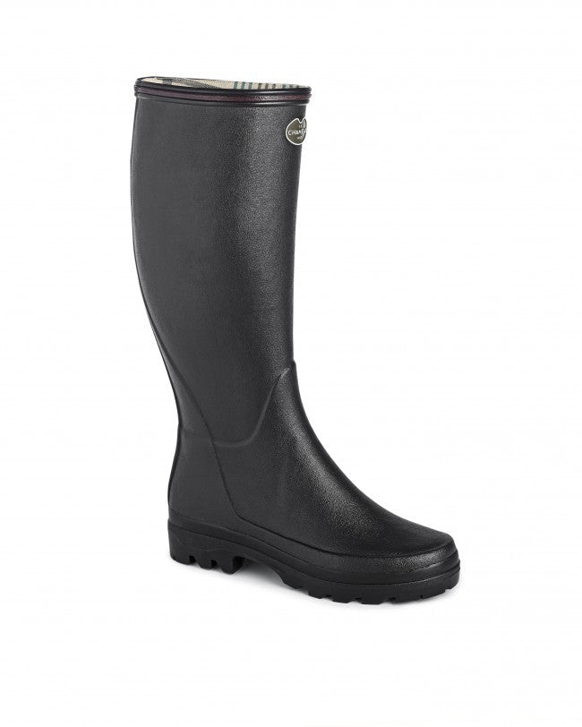 Allcock Wellington Boots - Side Strap