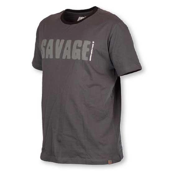 Simply Savage Tee - Grey