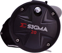Shakespeare Sigma 20lb Multiplier Reel