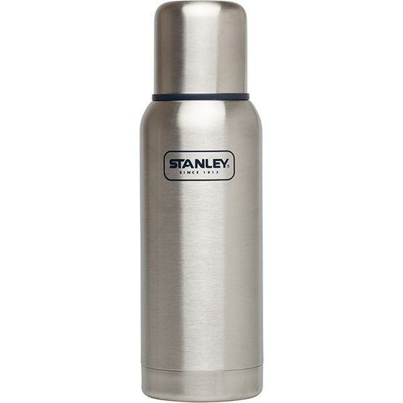 Stanley Adventure Vacuum Bottle Various Sizes (Steel)