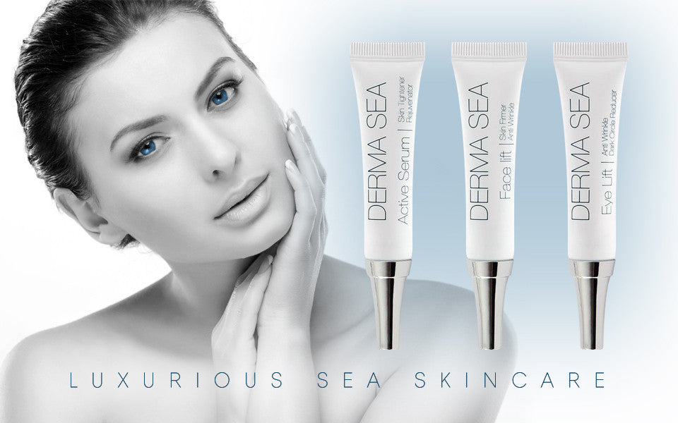 Anti Aging Skin Care Powered by the Sea