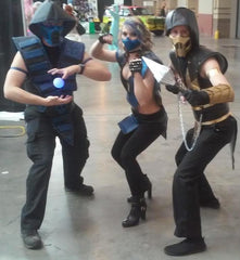 Cosplay Costume Mortal Combat