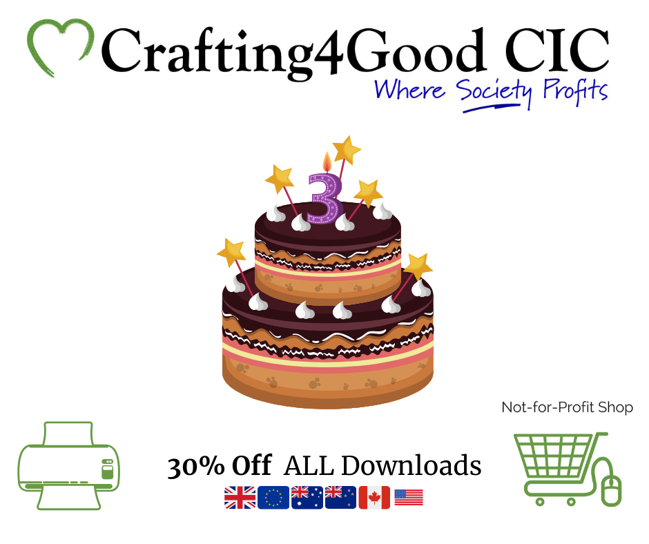crafting4good cic birthday discount
