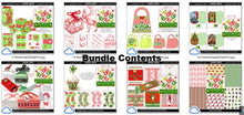 Load image into Gallery viewer, christmas printables advent bundle 3