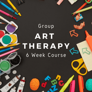 Group Art Therapy 6 Week Course